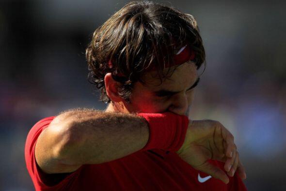 El mejor tenista del año (por estadística, Novak Djokovic) se impuso mej...