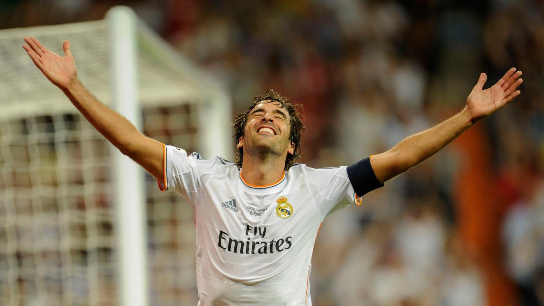 Raúl quiere regresar al Madrid