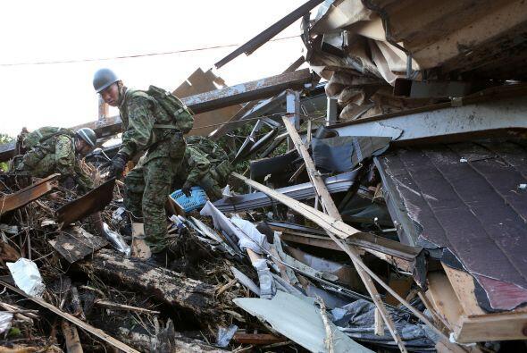 El tifón Wipha, considerado el mayor de los últimos 10 a&n...