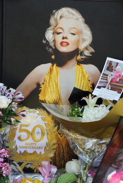 La actriz de cine, cantante y símbolo sexual murió cuando solamente tení...