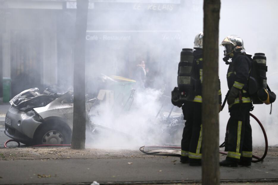 por qué se incendia un auto superdeportivo