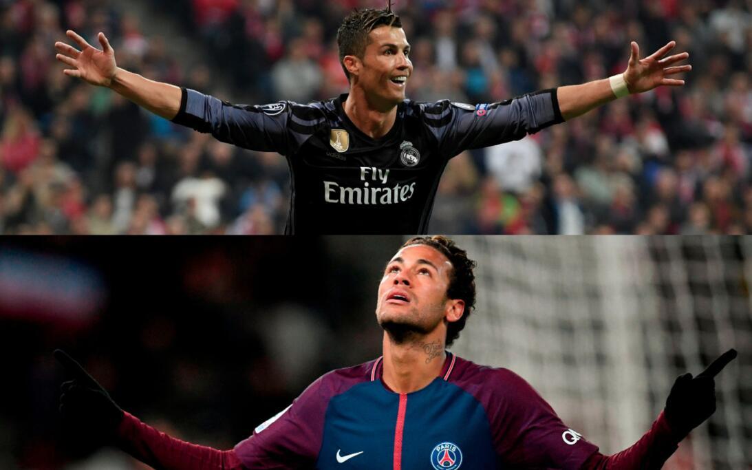 ¡Feliz cumpleaños! Neymar y Cristiano Ronaldo cumplen 26 y 31 años: vida...
