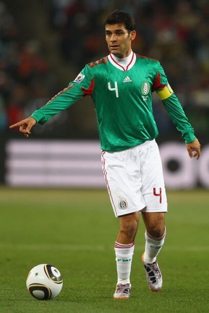 ¿Quién es mejor Rafael Márquez u Omar González?    Rafael Márquez:  El c...