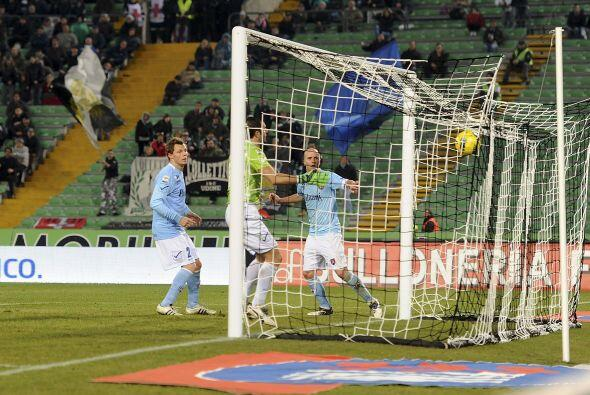 Después llegó otra anotación para el cuadro de Udine.