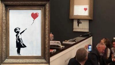 La burla millonaria con la que Banksy busca que su trabajo no se comercialice