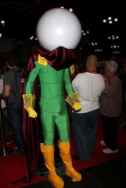 El Comi-con es la convención de comics más grande de Estados Unidos.