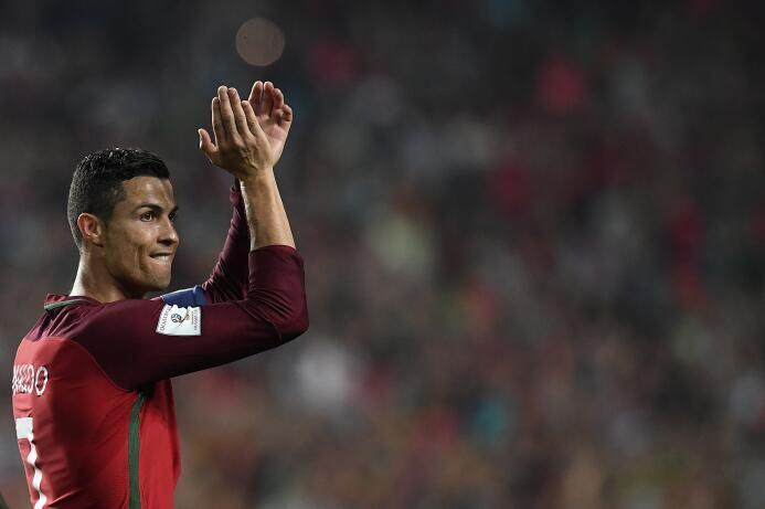 Portugal: Cristiano Ronaldo votó por Luka Modric y Zinedine Zidane. Fern...