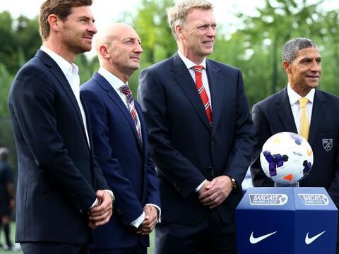 La Liga de Inglaterra regresa este fin de semana con nuevos entrenadores...