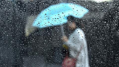 La lluvia en Los Ángeles, tan benéfica como destructiva.
