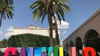 Desde la 'Feria de San Marcos', El Pelón y Carla compartieron sus aventuras