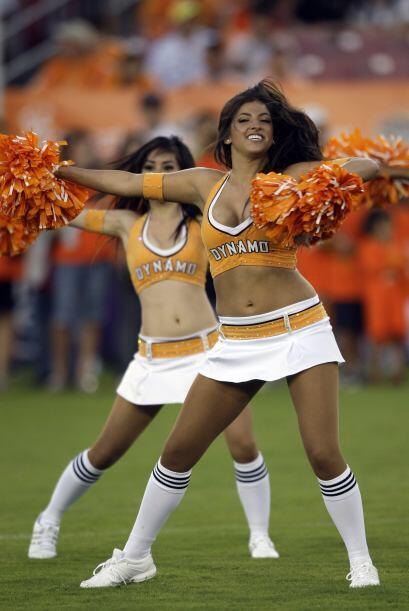 El Dynamo de Houston quería hacer una fiesta de su inicio del torneo per...