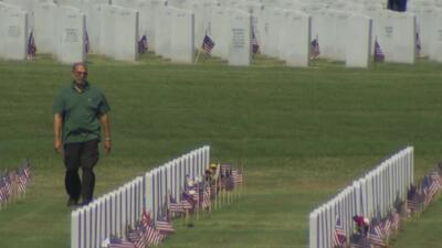 Con emotivas ceremonias y homenajes se celebró el Memorial Day en Dallas