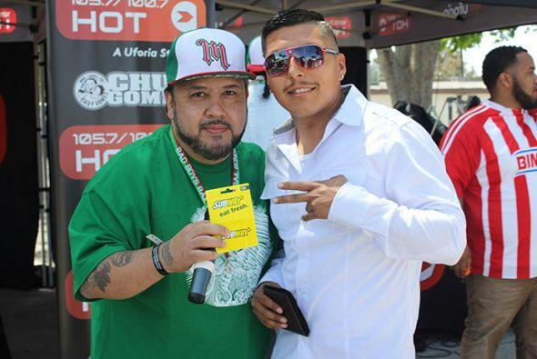 Did you make it out to the huge Cinco De Mayo Festival? Hot 1057 was the...