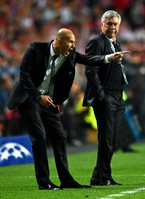Enhorabuena, Míster Merengue Zinedine Zidane GettyImages-493625319.jpg