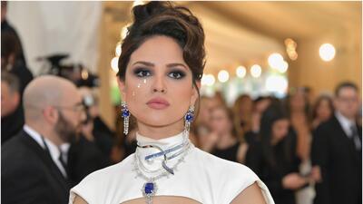 Este fue el doloroso sacrificio que tuvo que hacer Eiza González para ir a la gala del Met