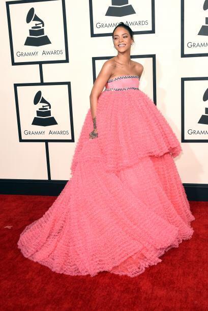 En un concurso de carpas, seguro Rihanna hubiera sido la ganadora. ¿Quié...