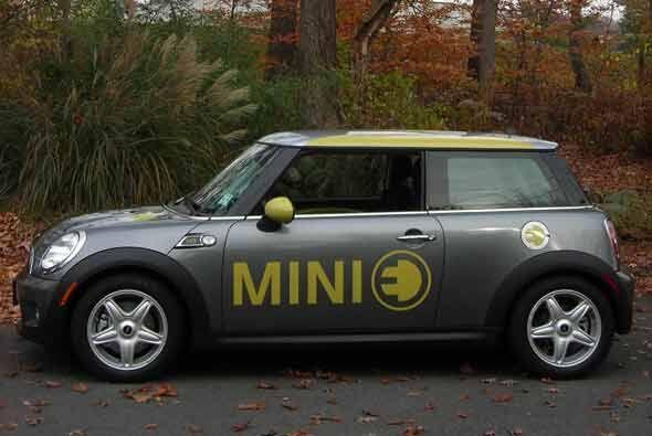 Hasta el momento, el auto únicamente funciona como modelo de prueba y la...