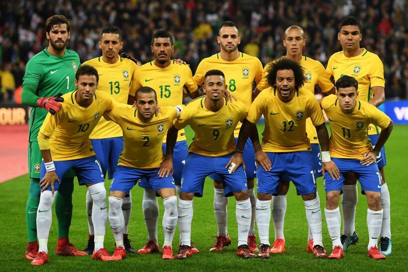 Inglaterra y Brasil empatan sin goles en Wembley gettyimages-874198498.jpg