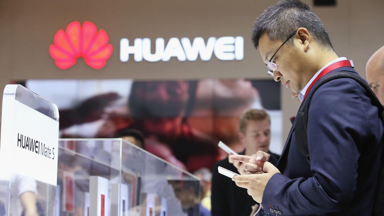 Los nuevos rivales chinos de Apple y Samsung huwauei.jpg