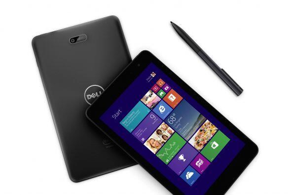 La Dell Venue 8 Pro cuenta con atributos asombrosos como programas para...