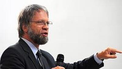 Aspirante presidencial colombiano Antanas Mockus dijo que no es 'chavist...