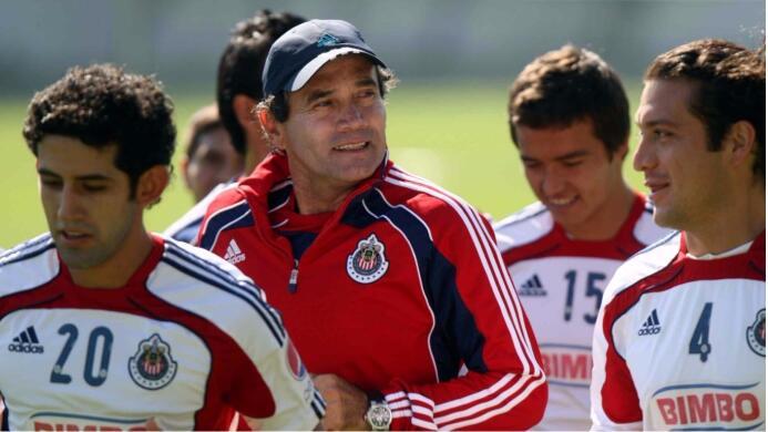Fernando Quirarte: El sheriff llegó a la mitad del Apertura 2011, y meti...