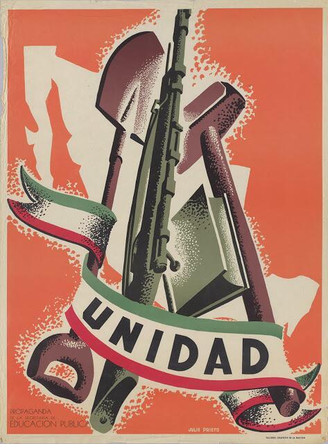 21 carteles anti-nazis creados en México Unidad.jpg