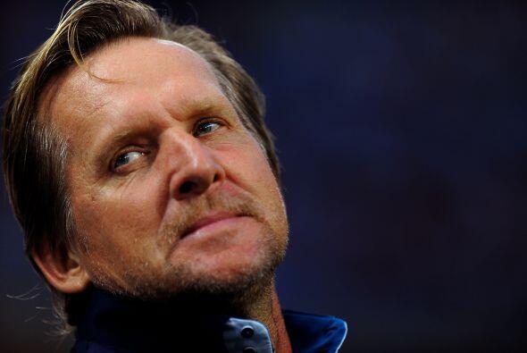 El equipo de Bernd Schuster apostó por un planteamiento defensivo para a...