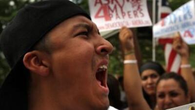 EN varios estados activistas de grupos defensores de los derechos de los...