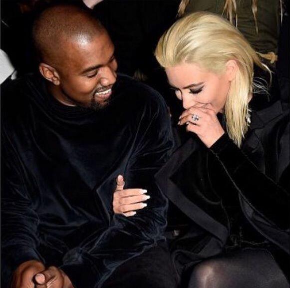 Al lado de Kim Kardashian ha conocido la felicidad total en pareja.