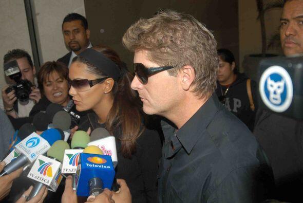 """Ninel habló con TVNotas sobre la demanda contra su ex: """"No deseo perjudi..."""