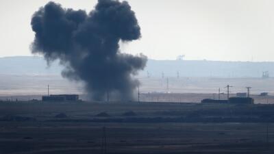 Bombardeos a camiones petroleros