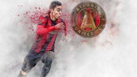 Conoce a Miguel Almirón, 'el Di María paraguayo' que llegó al Atlanta Un...