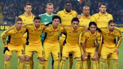 El club ucraniano aún tiene ahora la posibilidad de apelar esta decisión...