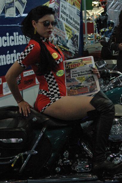 El Salón Internacional de la Motocicleta 2011 recibió al público mexican...