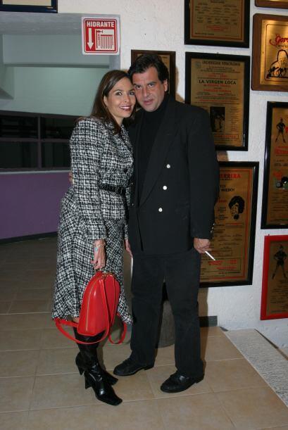 Se volvió a casar con José María Fernández jr. y tuvo dos hijos, Paula y...