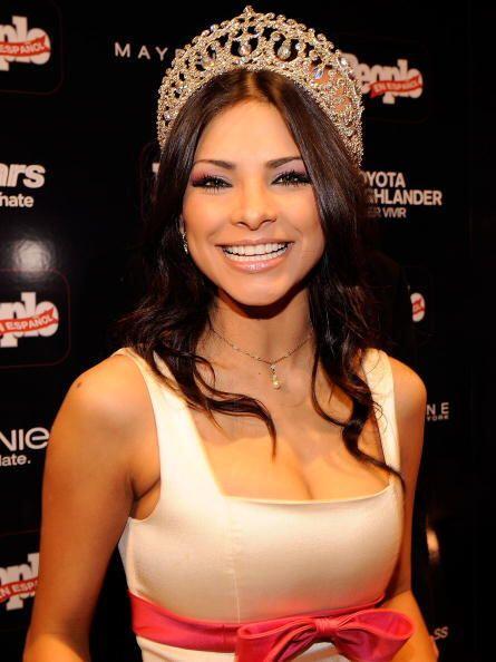Antes de ser Nuestra Belleza Latina, Ale trabajó en una cadena de comida...