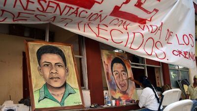 Ayotzinapa recuerda a dos normalistas asesinados en 2011