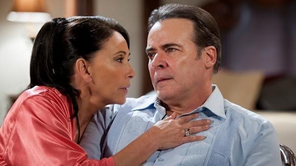 """""""Rosendo"""" y """"Alfonsina"""" parecían ser una familia feliz en """"Abismo De Pas..."""