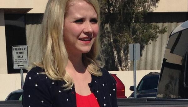 Elizabeth Smart, víctima de secuestro y abusos sexuales en Salt Lake City