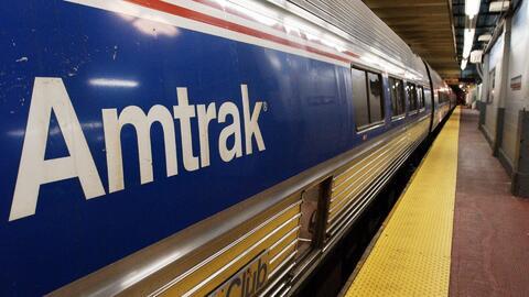 Amtrak reveló parte de los cambios que implementará durante las reparaci...