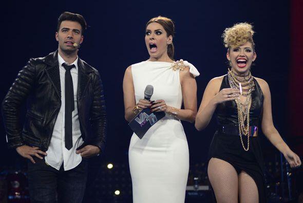 En la cinta, Paloma decía que cuando entró a la competencia, no podía co...