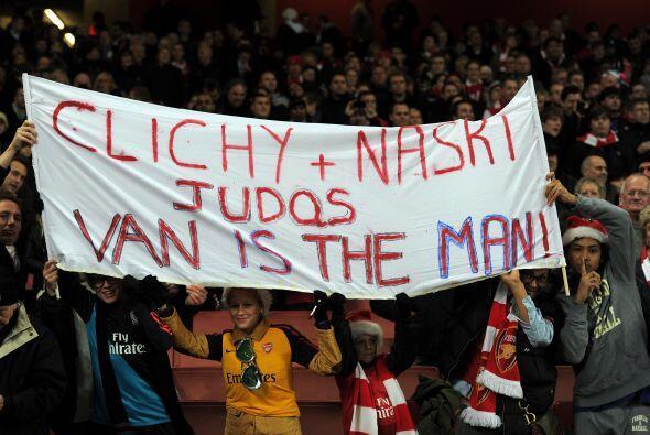 Los 'Gunners' recibían al equipo al que emigraron Samir Nasry y Gael Cli...