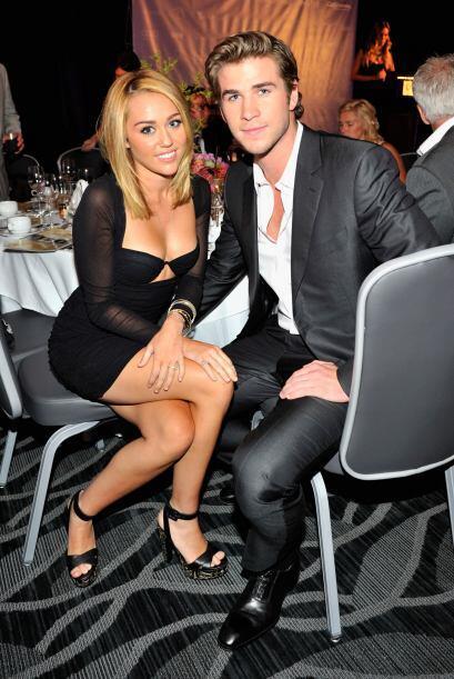 """Ahora sí que """"A Liam se le borró de su disco duro su adoración por Miley""""."""