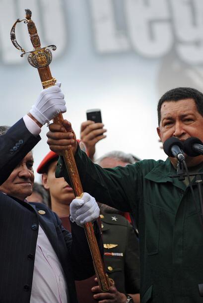 Chávez menospreció a sus adversarios asegurando que los congresistas ofi...