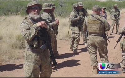 """Parte 2: """"Armados en la frontera"""""""