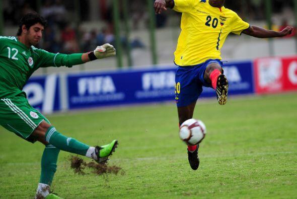 Ecuador tiene que enfrentar a Brasil este próximo martes en la pe...