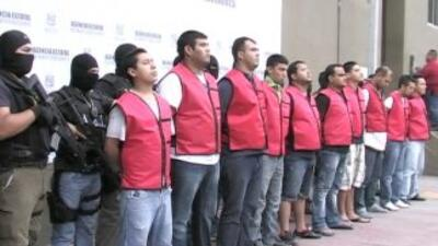 Autoridades detuvieron a los sospechosos cuando regresaban de unas vacac...