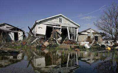 Los huracanes más destructivos de la historia en Estados Unidos