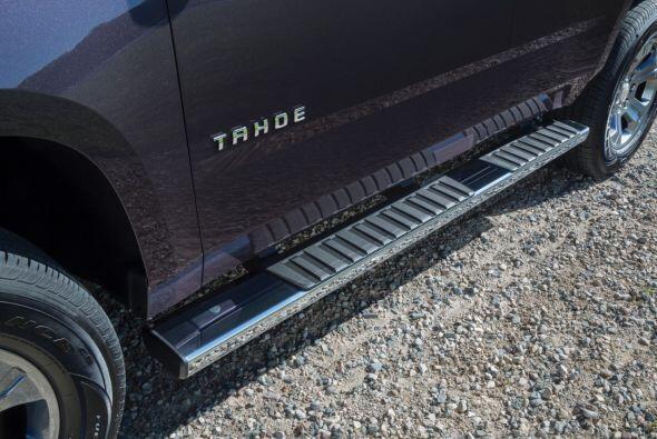 Chevrolet Tahoe Z71 2015
